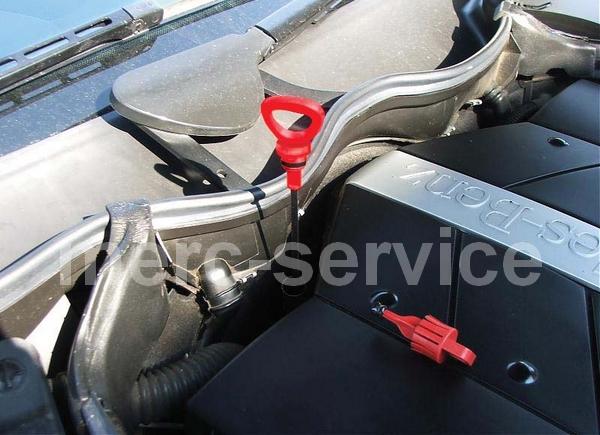 Engine Oil Dipstick Motor Professional Tool Level For Mercedes Rhebay: 2002 Mercedes C240 Oil Dipstick Location At Cicentre.net